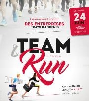 Team & run, défi sportif Ancenis
