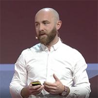 Cyrille Chaudoit, intervenant lors de Passion Commerce 2017