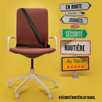Journées de la sécurité routière au travail du 9 au 12 mai 2017