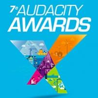 Soirée de remise des prix Audacity Awards 2018