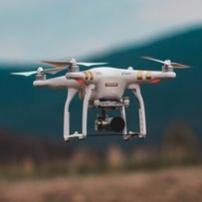 Drone DJi - photo by Jarred Brashier on Unsplash