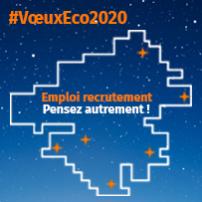 vœux du monde économique 2020