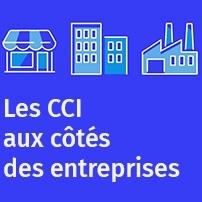 Les CCI aux côtés des entreprises