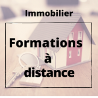 Formations à distance en immobilier