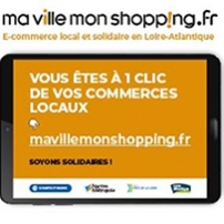 Nouvelle campagne de communication MaVilleMonShopping.fr
