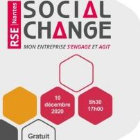 3ème édition Social Change : 100% digital