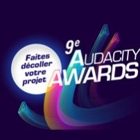 9ème édition Audacity Awards 2021