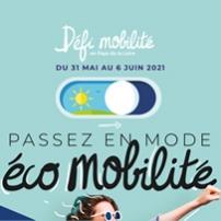 Défi Mobilité en Pays de la Loire : passez en mode éco mobilité !
