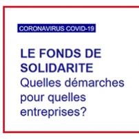 Fonds de solidarité de décembre