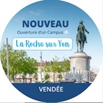 Rentrée 2021 : le centre de formation iA s'implante à La Roche-sur-Yon