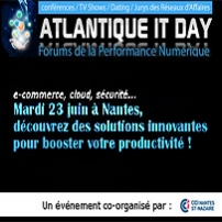 1ère édition des Atlantique IT Days