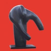 Exposition Gérard Voisin, sculpteur