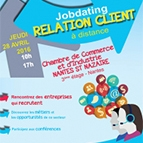 Jobdating relation client à distance