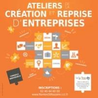 Les Ateliers de la création-reprise d'entreprise - Ancenis