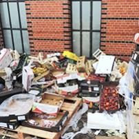 """Rencontre professionnelle """"Réduction des pertes et du gaspillage alimentaire - Gestion des déchets organiques"""""""