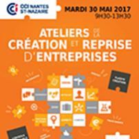 Les Ateliers de la Création-reprise d'entreprise à Nantes et St-Nazaire