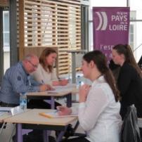 Speed alternance Campus de l'apprentissage Nantes