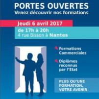 Portes ouvertes CCI formation pro 2017