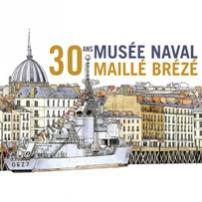30 ans musée naval Maillé Brezé