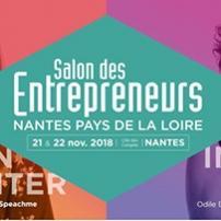 Salon des entrepreneurs Nantes Pays de la Loire 2018