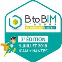Salon BtoBim, Novabuild, Cluster DroneS Atlantique