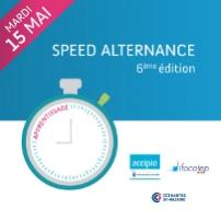 Speed alternance Campus de l'apprentissage Nantes 2018