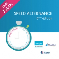 Speed alternance Campus de l'apprentissage Nantes 2018