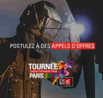 Tournée Caisse d'Epargne pour Paris 2024