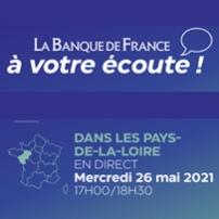 La Banque de France à votre écoute