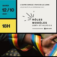 Cérémonie Rôles Modèles LGBT+ et Allié·e·s