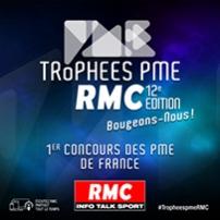 La 12ème édition des Trophées PME RMC