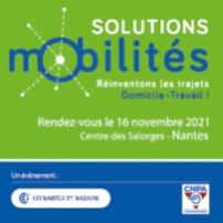 Salon Solutions Mobilités