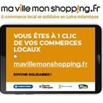 MaVilleMonShopping.fr : Une campagne de communication pour les fêtes de fin d'année
