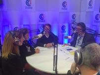 Radio CCI au Salon des Entrepreneurs du Grand Ouest