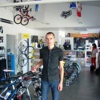 Christophe Sicot, Rue du Vélo