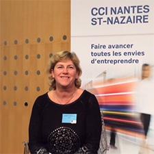 Véronique Le Mintec, gérante de PSM