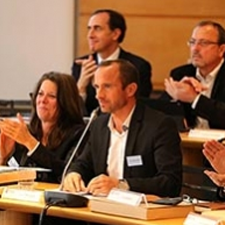 Yann Trichard - président de la CCI Nantes St-Nazaire